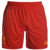 Liverpool 2016-2017 Home Shorts (Kids)