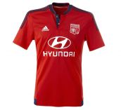 Olympique Lyon 15-16 Away Shirt
