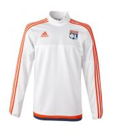Lyon 2015-2016 Training Top (White)