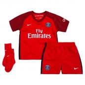 PSG 2016-2017 Away Baby Kit