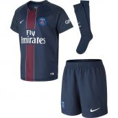 PSG 2016-2017 Home Mini Kit