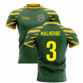 2019-20 South Africa Springboks Home Concept Rugby Shirt (Malherbe 3)