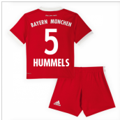 2017-18 Bayern Munich Home Mini Kit (Hummels 5)