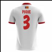 best loved fa921 604a1 Gerard Pique Football Shirt | Official Gerard Pique Soccer ...