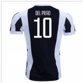 2017-18 Juventus Home Shirt (Del Piero 10)