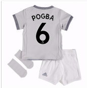 2017-2018 Man United Third Baby Kit (Pogba 6)