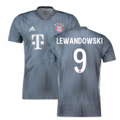 2018-19 Bayern Munich Third Shirt (Lewandowski 9)