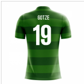 2018-19 Germany Airo Concept Away Shirt (Gotze 19)