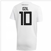 2018-19 Germany Home Training Shirt (Ozil 10)