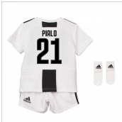 626f59793 2018-19 Juventus Home Baby Kit (Pirlo 21)