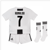 f97d900b16c 2018-19 Juventus Home Mini Kit (Ronaldo 7)