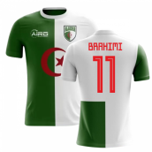4deecd3289b 2018-2019 Algeria Home Concept Football Shirt (Brahimi 11)