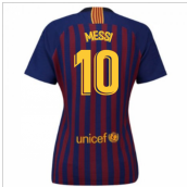 2018-2019 Barcelona Home Nike Ladies Shirt (Messi 10)