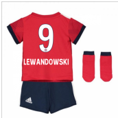 2018-2019 Bayern Munich Adidas Home Baby Kit (Lewandowski 9)
