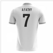 63391e63c8e 2018-2019 Egypt Airo Concept Away Shirt (A Fathy 7) - Kids