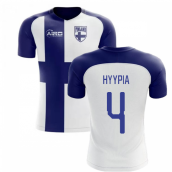2018-2019 Finland Flag Concept Shirt (HYYPIA 4)