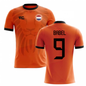 2018-2019 Holland Fans Culture Home Concept Shirt (BABEL 9) - Adult Long Sleeve