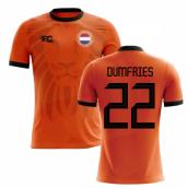Denzel Dumfries   Football Shirts & Cheap Replica Kits   Teamzo.com