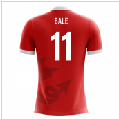 2020-2021 Wales Airo Concept Home Shirt (Bale 11) - Kids