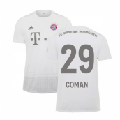 2019-2020 Bayern Munich Adidas Away Shirt (Kids) (COMAN 29)