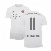 2019-2020 Bayern Munich Adidas Away Shirt (Kids) (EFFENBERG 11)