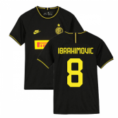 2019-2020 Inter Milan 3rd Nike Football Shirt (Kids) (IBRAHIMOVIC 8)