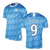 2019-2020 Marseille Away Shirt (Kids) (BALOTELLI 9)