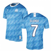 2019-2020 Marseille Away Shirt (Kids) (RAJONDIC 7)