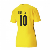 2020-2021 Borussia Dortmund Home Ladies Puma Shirt (M.GOTZE 10)