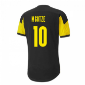 2020-2021 Borussia Dortmund Puma Training Shirt (Yellow) (M.GOTZE 10)