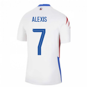 2020-2021 Chile Away Shirt (ALEXIS 7)