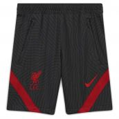 2020-2021 Liverpool Strike Training Shorts (Anthracite)