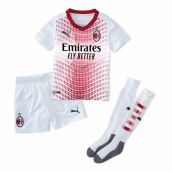 2020-2021 AC Milan Away Mini Kit