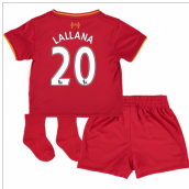 2016-17 Liverpool Home Baby Kit (Lallana 20)