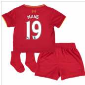 2016-17 Liverpool Home Baby Kit (Mane 19)