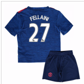 7ce21996945 2016-17 Man United Away Baby Kit (Fellaini 27)