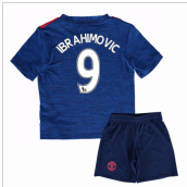 2016-17 Man United Away Baby Kit (Ibrahimovic 9)