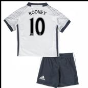 13e5183b461 2016-17 Man United Third Mini Kit (Rooney 10)