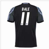 2016-17 Real Madrid 3rd Shirt (Bale 11)