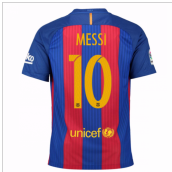 2016-17 Barcelona Home Shirt (Messi 10)