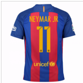 2016-17 Barcelona Home Shirt (Neymar JR 11)