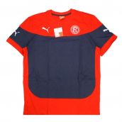 2014-15 Fortuna Dusseldorf Puma Training Shirt (Red)
