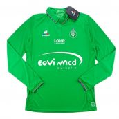 2016-17 St Etienne Home Long Sleeve Football Shirt