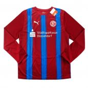2010-11 Fortuna Dusseldorf Puma Away Long Sleeve Football Shirt