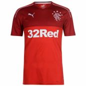 2017-18 Rangers Puma Away Football Shirt