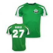 Ryan Gauld Sporting Lisbon Sports Training Jersey (green)
