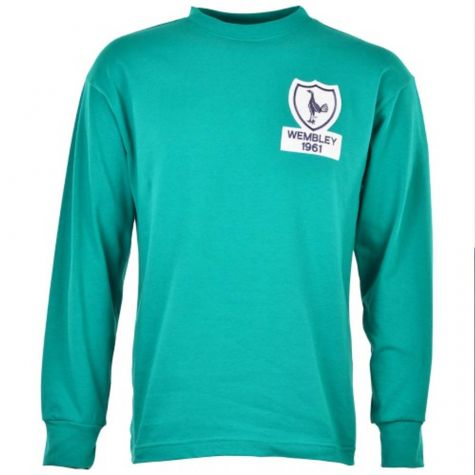 info for 639be 282a6 Tottenham 1961 FA Cup Retro Goalkeeper Shirt