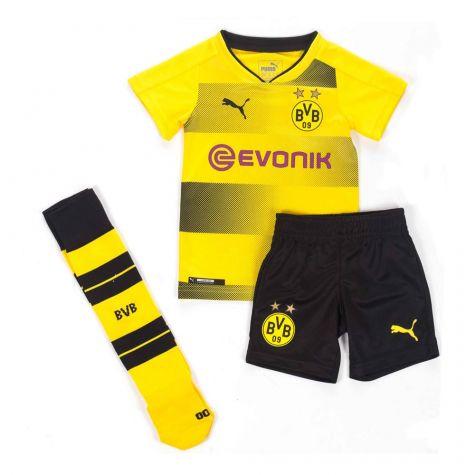 Tim Short Hazard >> Borussia Dortmund 2017-2018 Home Mini Kit [75169201] - $53.82 Teamzo.com
