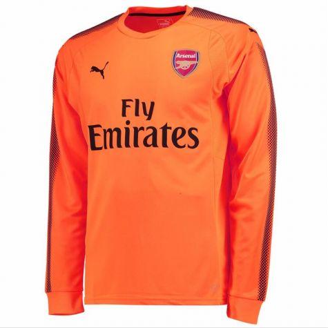 715aba502e0 Arsenal 2017-2018 Away LS Goalkeeper Shirt (Pink) [75149521 ...