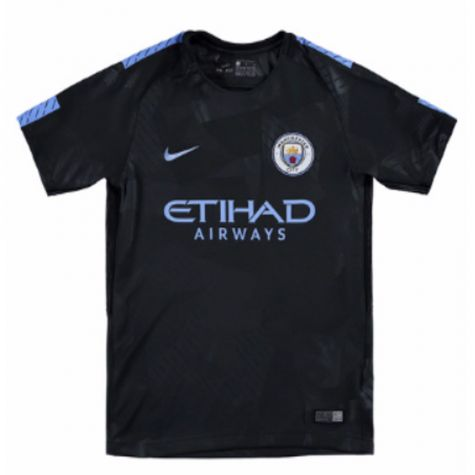 Man City 2017-2018 Third Shirt (Kids)
